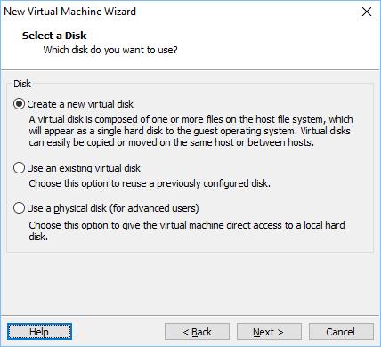 Configurando vmware vm 10
