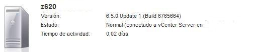 Vmware esxi version 6.5 U1